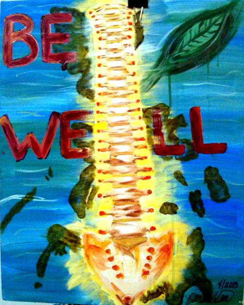 """""""Be Well"""""""